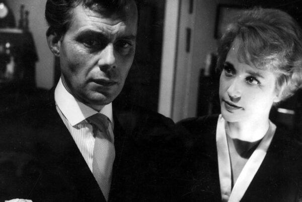 Fotograma de la película «Víctima»